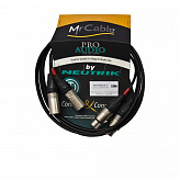 MrCable AIX-02X2-02AT-N